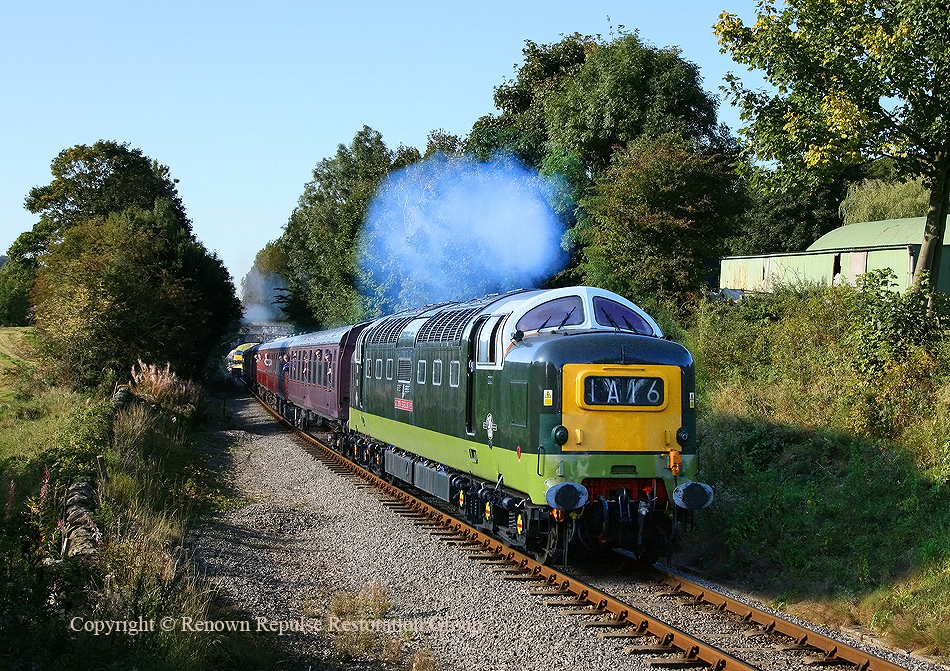 D9016 south of Darley Dale