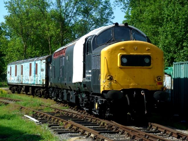 37188 at Rowsley