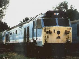 50029 new at Peak Rail October 2002