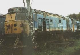 50030 new at Peak Rail October 2002