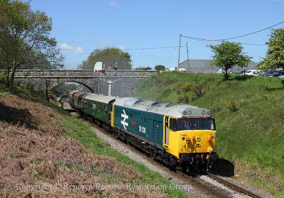 50026 Harmans cross 12th May 2012