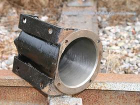 Overhauled brake cylinder