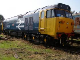 50029 fully externally restored at Rowsley September 2006