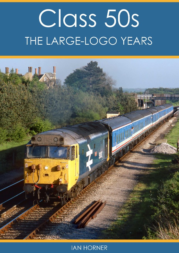 Class 50: The Large Logo Years now available!