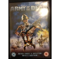 Army of the Dead front