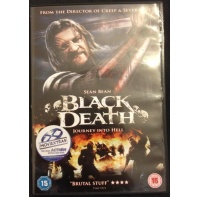Black Death DVD front