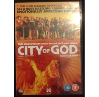 City of God DVD front