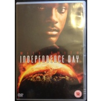 Independence Day DVD front
