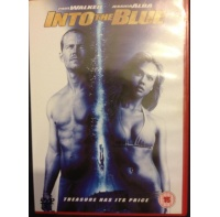 Into the Blue DVD front