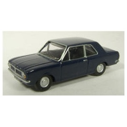 Oxford Diecast Ford Cortina mk2 blue 76COR2002