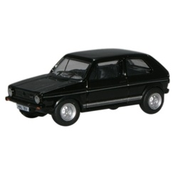 Oxford Diecast VW Golf GTi black 76GF002
