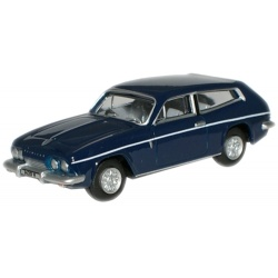 Oxford Diecast Reliant Scimitar GTE blue 76RS001