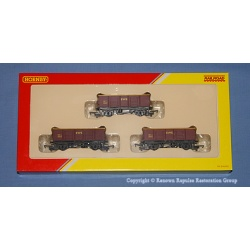 R6367 Hornby Railroad coal wagons