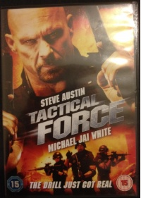 Tactical Force DVD front