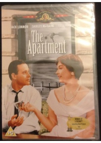 The Apartment DVD front