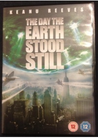 The Day The Earth Stood Still DVD front