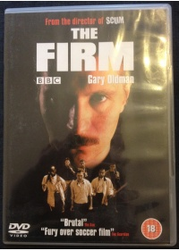 The Firm DVD front