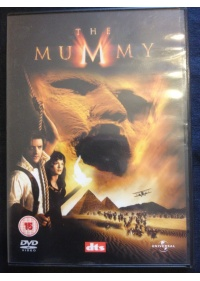 The Mummy DVD front
