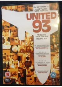 United 93 DVD front